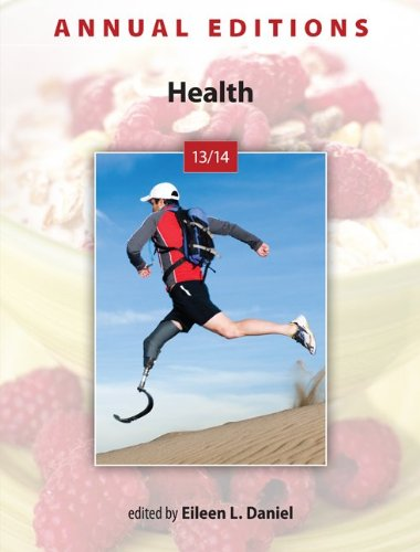 9780078135927: Annual Editions: Health 13/14