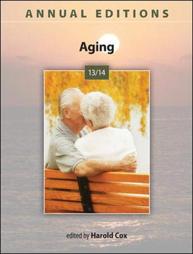 9780078136085: Annual Editions: Aging 13/14