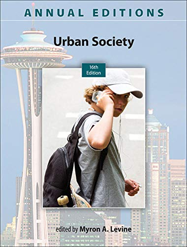 9780078136122: Annual Editions: Urban Society, 16/e