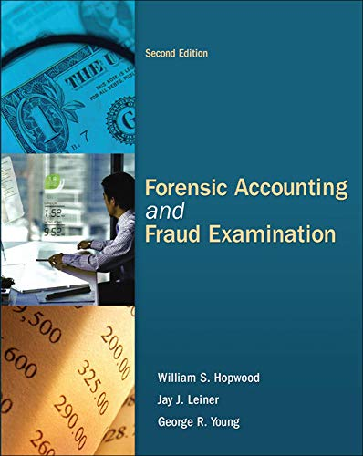 9780078136665: Forensic Accounting and Fraud Examination (Irwin Accounting)