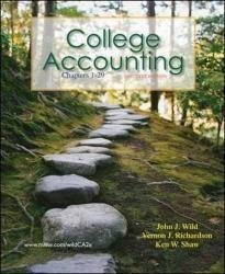 9780078136672: Title: College Accounting Chapters 129
