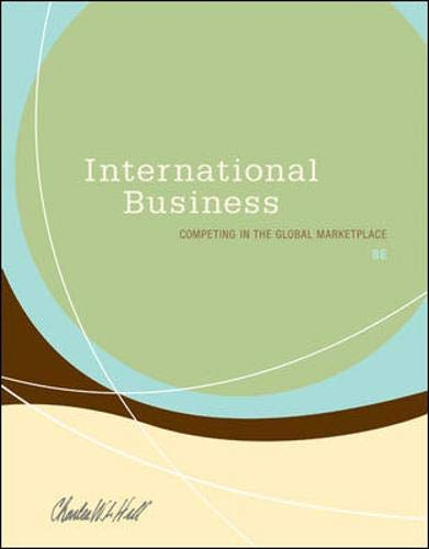 9780078137198: International Business
