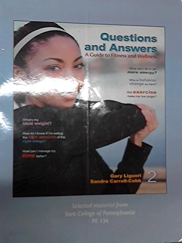 9780078137273: Questions and Answers A Guide to Fitness and Wellness