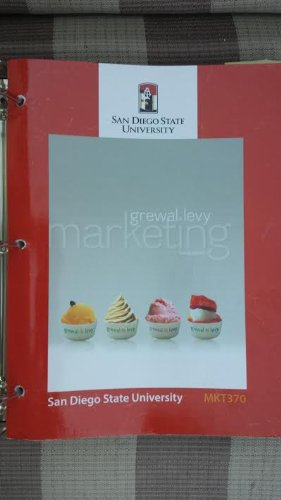 9780078138041: Marketing 4th Edition for San Diego State University 2013 [Loose Leaf]