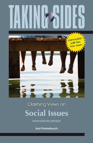9780078139475: Taking Sides: Clashing Views on Social Issues, Expanded