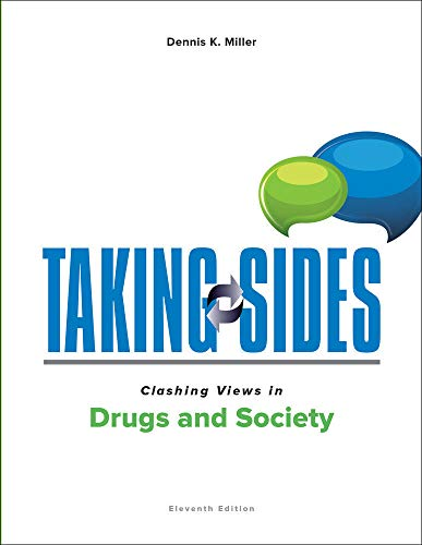 9780078139628: Taking Sides: Clashing Views in Drugs and Society
