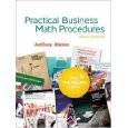 9780078163159: Practical Business Math Procedures+Student DVD+WSJinsert+BMathHandbook+Student Solutions Manual and Study Guide
