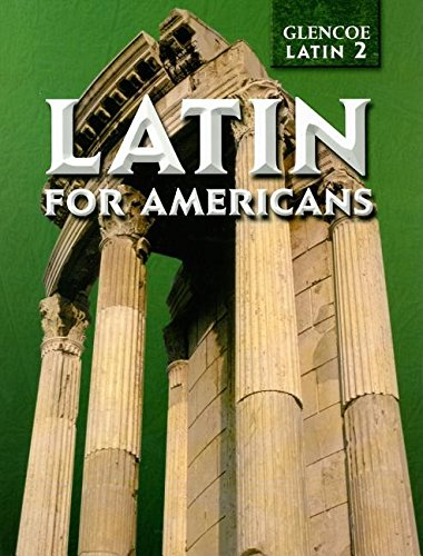 9780078181764: Latin for Americans (Glencoe Latin 2)
