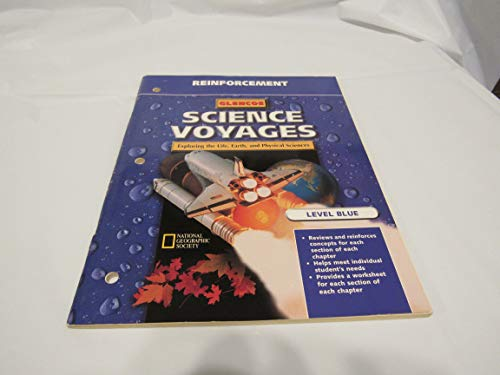 9780078203329: Science Voyages Reinforcement Work book Level Blue