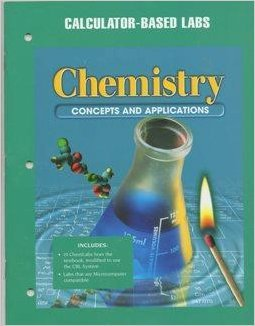 9780078203619: Chemistry Concepts and Applications, Calculator-Bases Labs (Applications)