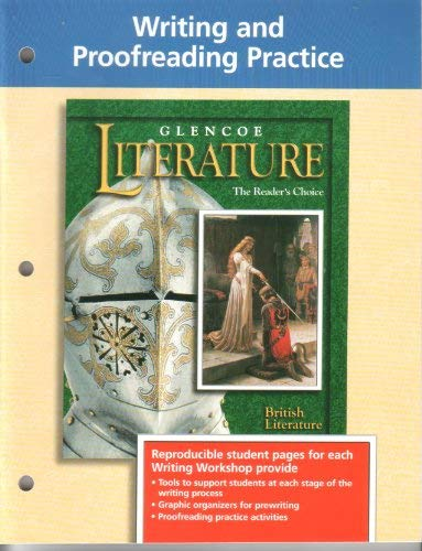 Writing and Proofreading Practice (Glencoe Literature The