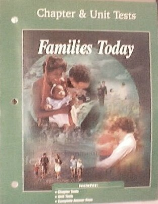 9780078207150: Families Today: Chapter & Unit Tests