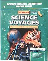 9780078209178: Science Voyages: Level Green (Exploring the Life, Earth, and Physical Sciences, Science Inquiry Activities (Teacher Edition))