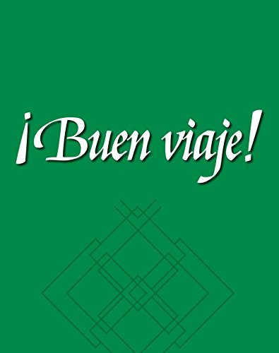 9780078210051: ¡Buen viaje! Level 2, Student Tape Manual (GLENCOE SPANISH)
