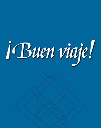 9780078210068: Buen Viaje Spanish 3, Student Tape Manual