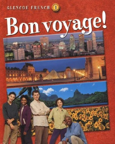 9780078212567: Bon voyage! Level 1, Student Edition (GLENCOE FRENCH)