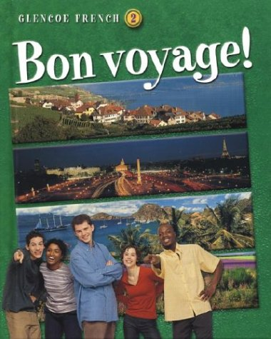 9780078212574: Bon voyage! Level 2