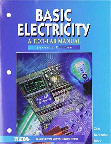 9780078212758: BASIC ELECTRICITY: A Text-Lab Manual 7/e