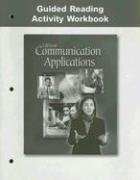 9780078213205: Communication Applications Guided Reading Activity Workbook