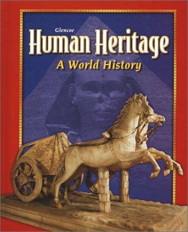 9780078216190: Human Heritage: A World History