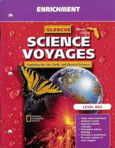 9780078218668: Science Voyages Level Red Enrichment Gr. 6 (Science Voyages, Level Red)