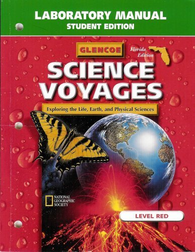Science Voyages Laboratory Manual Teacher Edition Level Red Gr. 6 (Glencoe Science Voyages Level Red) (9780078218682) by [???]