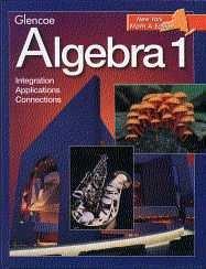 9780078219351: Glencoe Algebra 1 - New York Edition