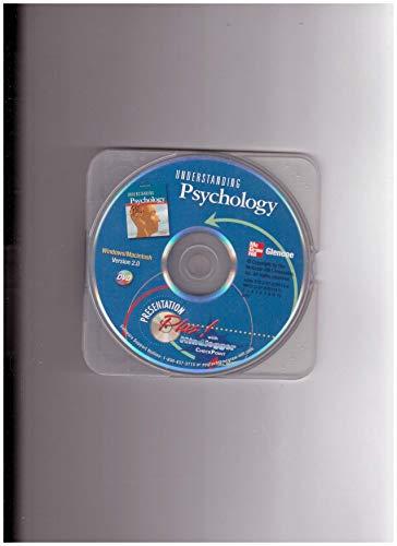 9780078222313: Understanding Psychology Presentation Plus! CD-Rom (Win)
