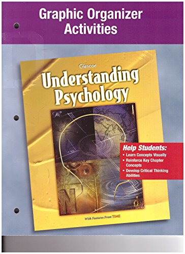 Understanding Psychology Graphic Organizer Activities: McGraw-Hill