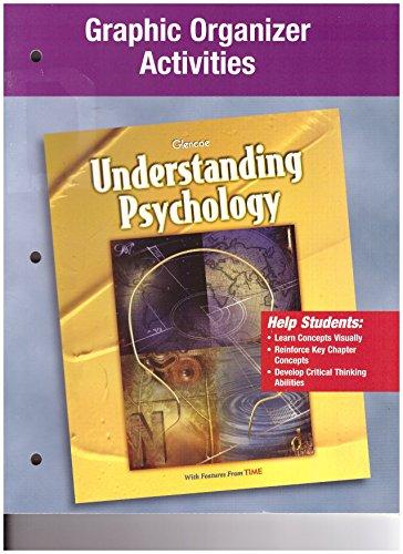 9780078223914: Understanding Psychology Graphic Organizer Activities