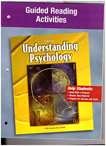 Understanding Psychology: Guided Reading Activities With Answer Keys (2001 Copyright): Staff