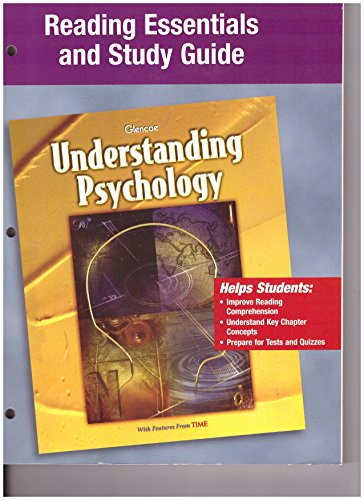 9780078223969: Understanding Psychology Reading Essentials and Study Guide