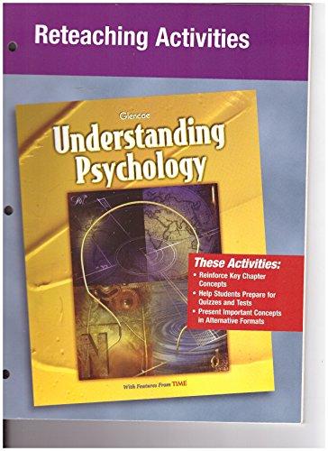 9780078223976: Understanding Psychology Reteaching Activities