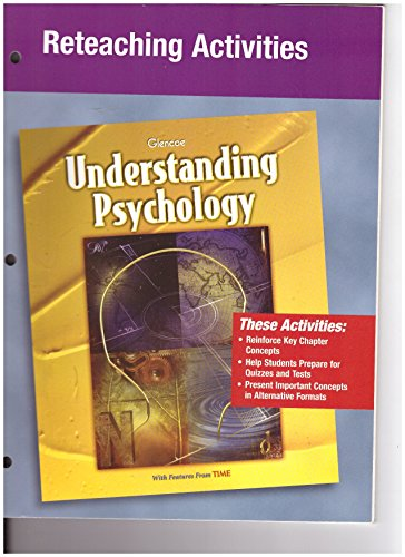 9780078223976: Understanding Psychology Reteaching Activities