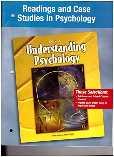 9780078224003: Understanding Psychology Reading and Case Studies Psychology