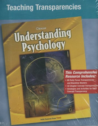 9780078224010: Understanding Psychology: Transparencies Package