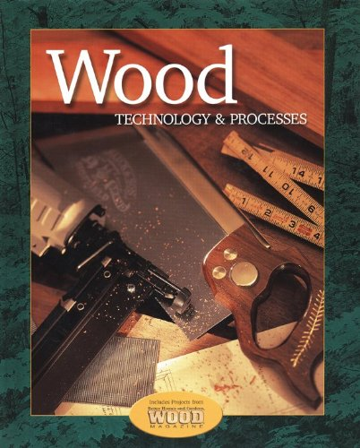 9780078224119: Wood Technology & Processes, Student Text