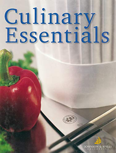 Culinary Essentials: McGraw-Hill Education Staff