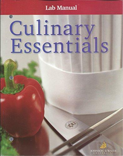 9780078226106: Culinary Essentials, Lab Manua