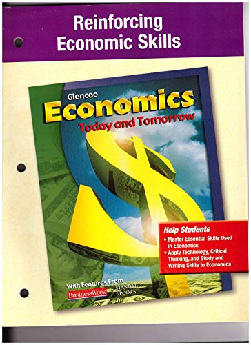 9780078227141: Economics Today and Tomorrow Reinforcing Economic Skills