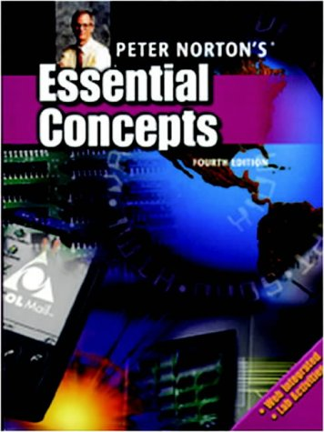 9780078227288: Peter Norton's Essential Concepts : Fourth Edition