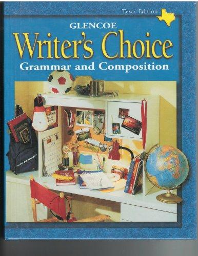 Writer's Choice, Grade 6, Texa: a