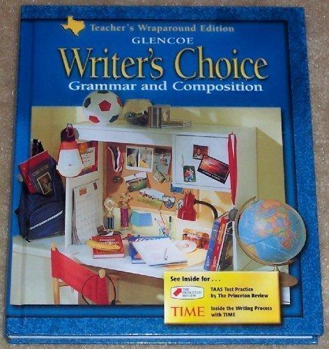 Glencoe Writer's Choice Grammar and Composition Grade