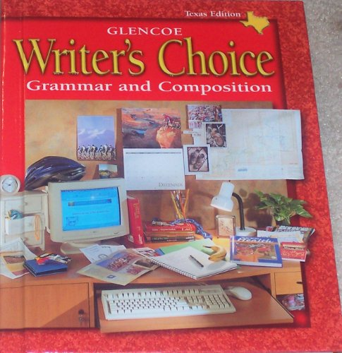 9780078228124: Writer's Choice: Grammar and Composition (Texas Edition, Grade 7)