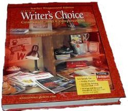 9780078228131: Writer's Choice Grammar and Composition, Teacher's Wraparound Edition