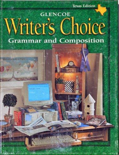 9780078228223: Writer's Choice, Grade 12 Stud