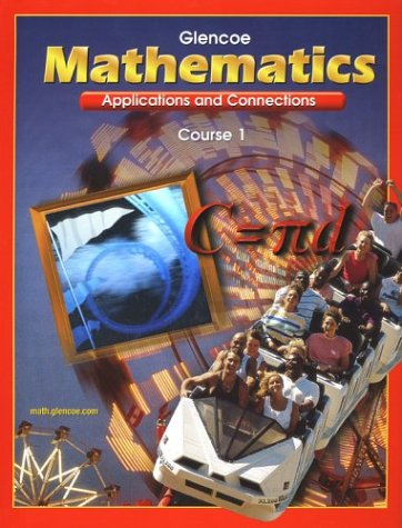 9780078228667: Mathematics: Applications and Connections, Course 1, Student Edition