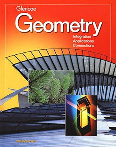 Geometry: Integration, Applications, Connections Student Edition (MERRILL: Boyd; Burrill; Cummins