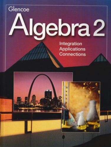 9780078228872: Algebra 2: Integration Application Connection