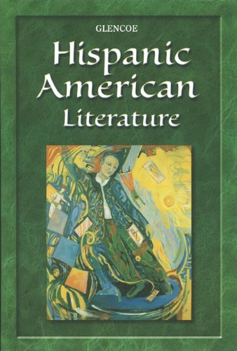 9780078229275: Glencoe Hispanic American Literature